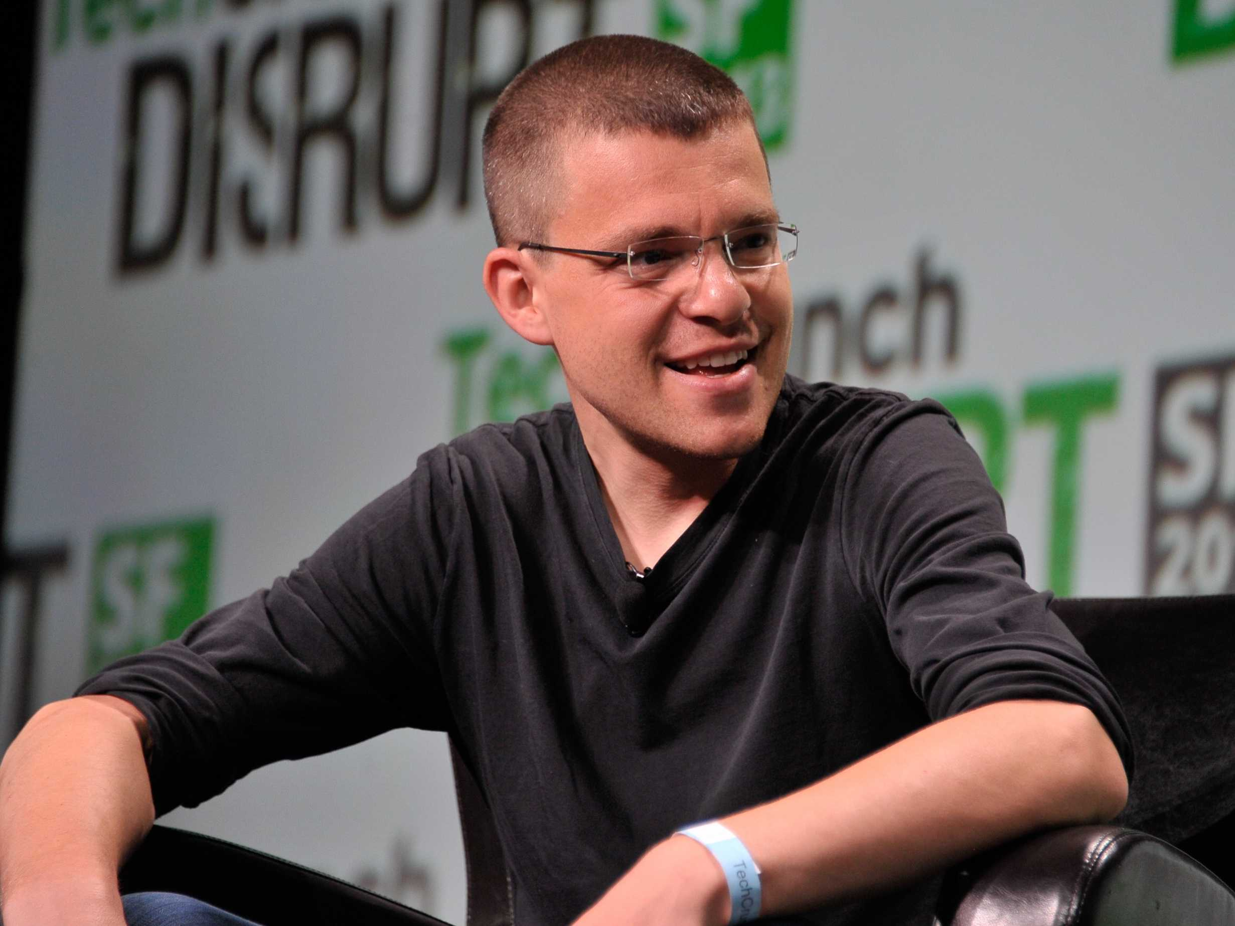 max levchin is the new ceo of a finance startup that has quietly raised 45 million